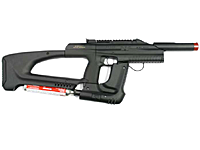 Blackbird full auto airgun
